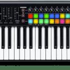 Novation Launchkey 49 Keyboard Controller image