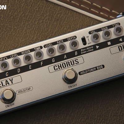 Valeton MES-1 Dapper Mini Multi Effects Strip pedal