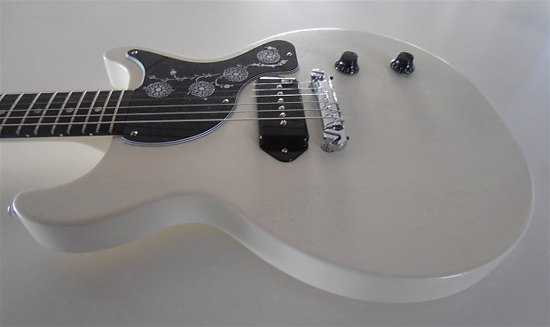Gibson Les Paul Jr Tv White Guitar Of The Week 41 Reverb