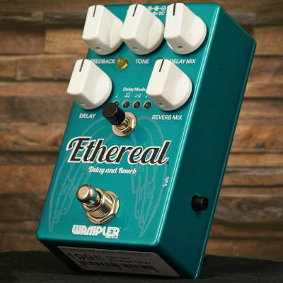 Wampler Ethereal Delay and Reverb Pedal for sale