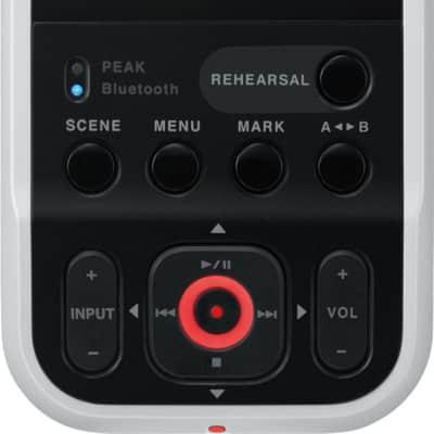 Roland R-07 High-Resolution Audio Recorder - White