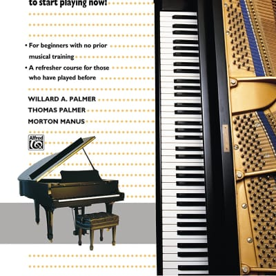Alfred Music 00-6184 Teach Yourself to Play Piano (Book) (Teach Yourself Series)