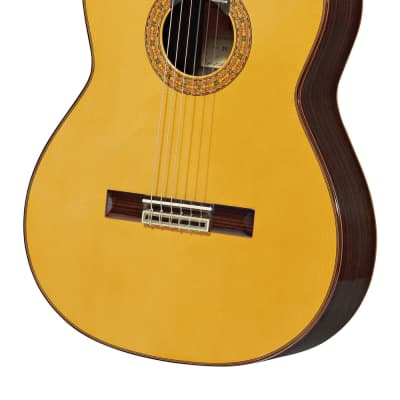 Spanish Classical Guitar VALDEZ MODEL 28 S - all solid - spruce top for sale