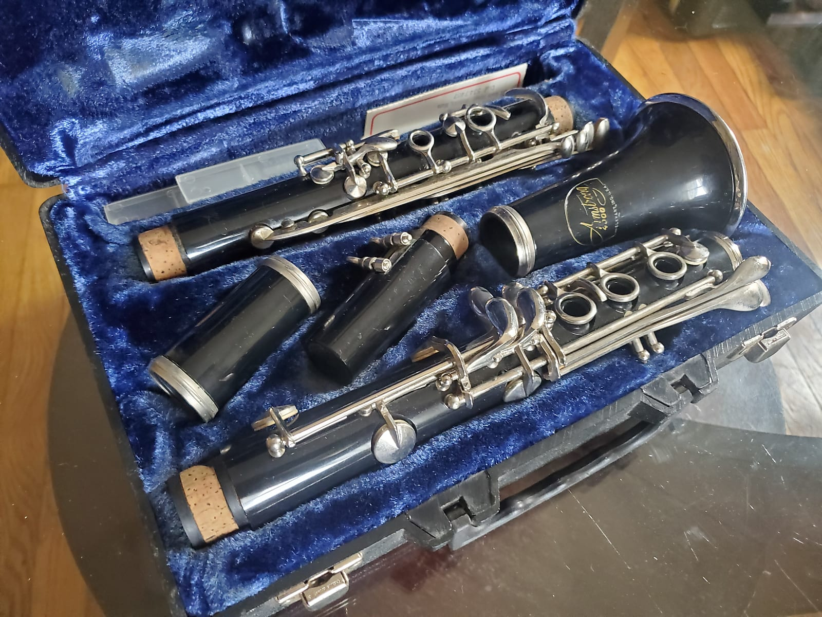 Armstrong 4000 Student Clarinet w/ Case