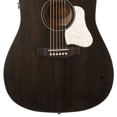 Art & Lutherie Americana Cutaway Acoustic-Electric Guitar - Faded Black for sale