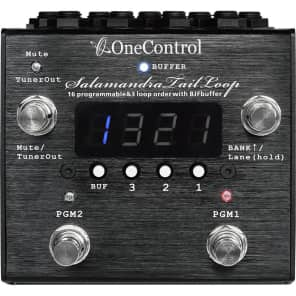 One Control Salamandra Tail 3 Loop Programmable Switcher