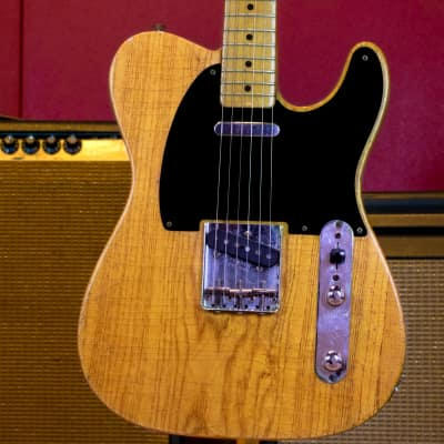 1957 Fender Telecaster, Blonde Refinish