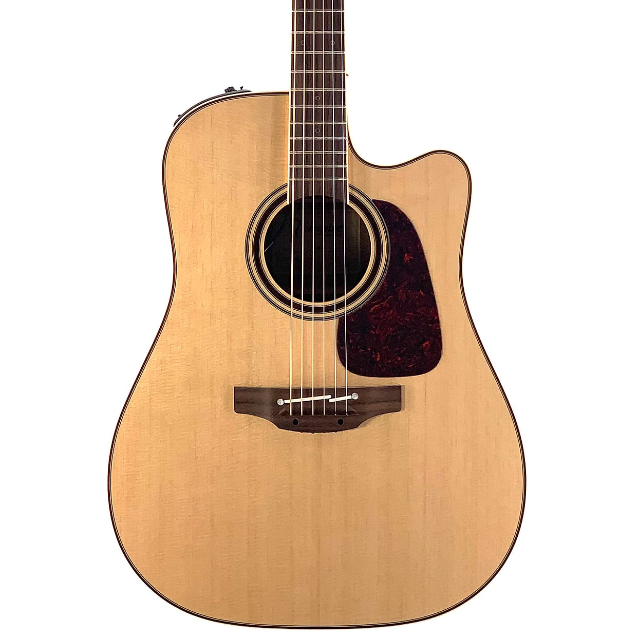Takamine Pro Series P4DC Dreadnought Acoustic-Electric Guitar