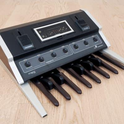 1970s Moog Taurus 1 Vintage Monophonic Analog Bass Pedal Synthesizer w/ Case