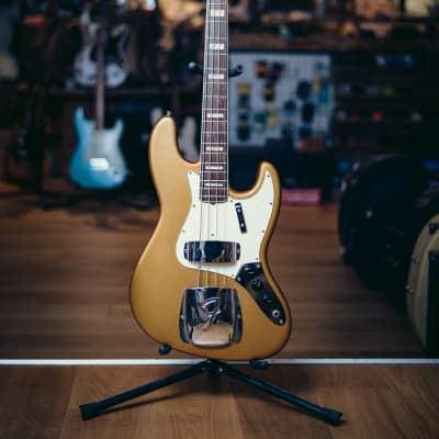 Fender Jazz Bass 1969 Fire Myst Gold all Original for sale