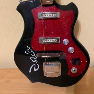 Elgava Electric Guitar USSR Soviet Vintage and Rare for sale