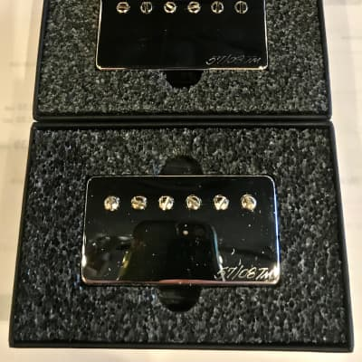 PRS 57/08 Humbucker Pickup Set 2018 Chrome