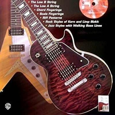 INTRODUCING 7-STRING GUITAR (GUITAR MASTERS) (BOOK + CD)
