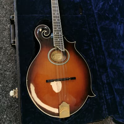 Larrivee F-34  Water-Stained Sunburst for sale