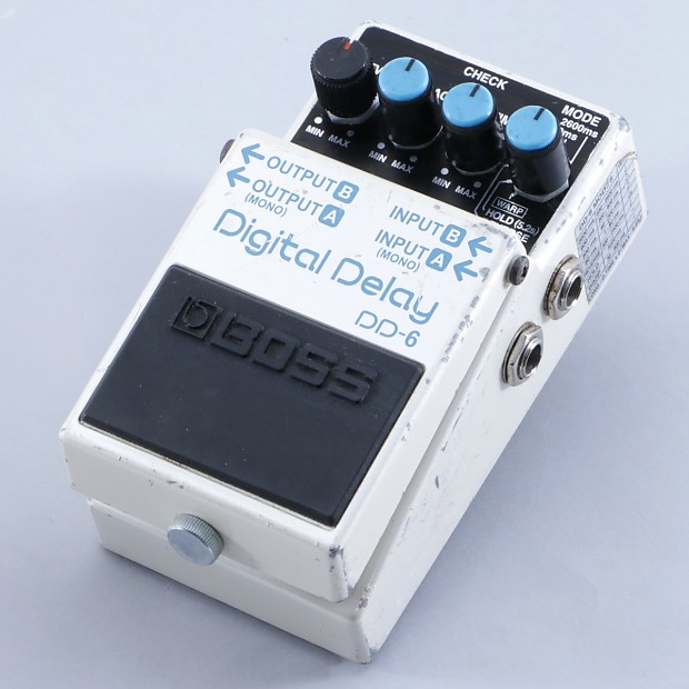 boss digital delay dd 3 manual