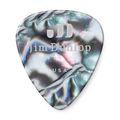Dunlop 483P09XH Celluloid Extra Heavy Guitar Picks (12-Pack)
