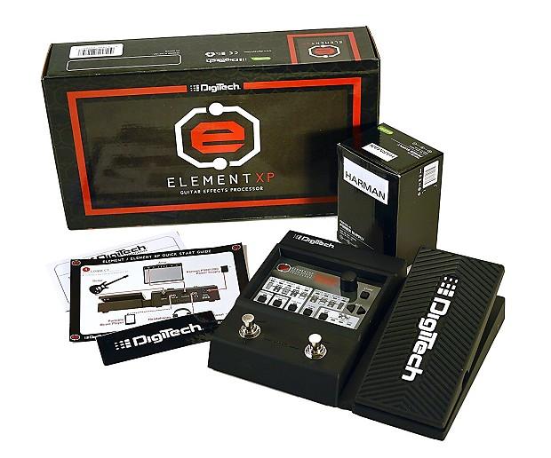 Digitech Element  XP Guitar Multi-Effects Pedal