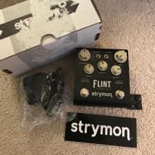 Strymon Flint Reverb and Tremolo