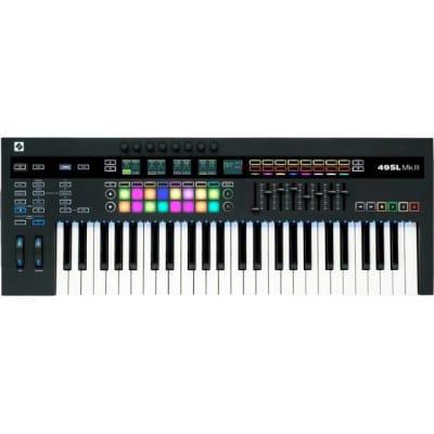 NOVATION 49SL MKIII Tastiera MIDI a 49 tasti