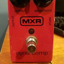 MXR Dyna Comp Used