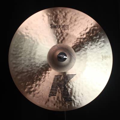 """Zildjian 17"""" K Sweet Crash - 1188g (video demo)"""