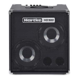 """Hartke HD500 2x10"""" 500-Watt Bass Combo"""