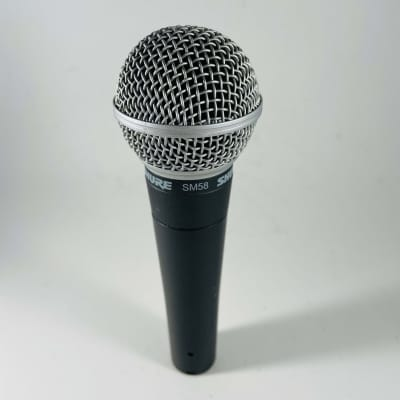 Shure SM58 Handheld Cardioid Dynamic Microphone *Sustainably Shipped*