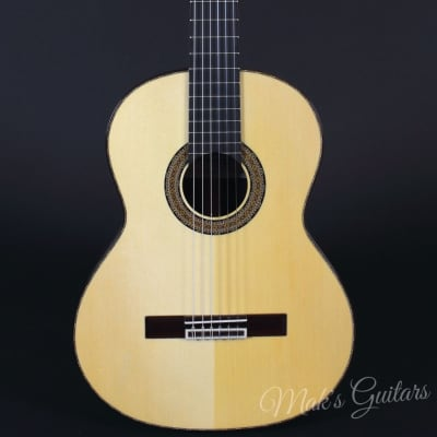 Amalio Burguet Model 2M Spruce/Rosewood for sale