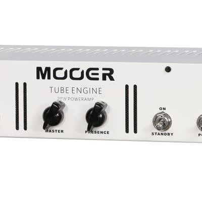 Mooer Tube Engine   Tube Power Amp 20 W for sale