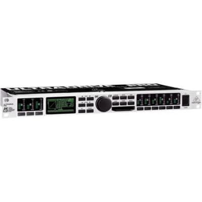 Behringer DCX2496 Ultra High-Precision Digital 24-Bit/96 kHz Loudspeaker Management System