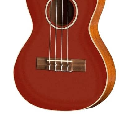 VGS R-TE-CE Tenorukulele Manoa Roadie mit Tonabnehmer, Red for sale