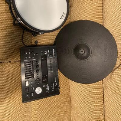 Roland td 50 td50pa 140 digital snare  Td 50 pd 140 cy 18dr