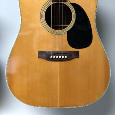 Takamine F-360  Acoustic Guitar - Needs work 1974 Natural for sale