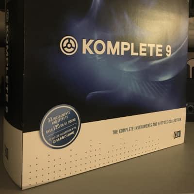 komplete 9 ultimate installer mac