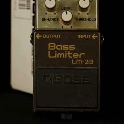 Boss LM-2B Bass Limiter 1990 s/n ZB63161