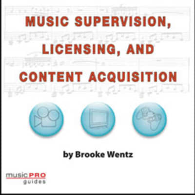 Hey, That's My Music! (Music Supervision, Licensing, and Content Acquisition)