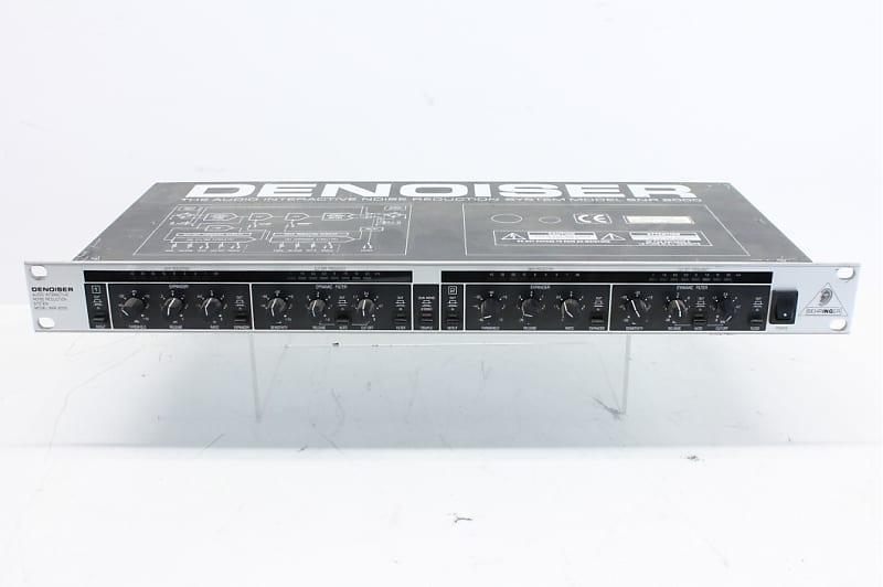 behringer noise reduction system model snr 2000 no 2 reverb. Black Bedroom Furniture Sets. Home Design Ideas