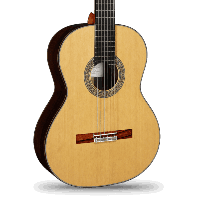 Alhambra Mengual & Margarit Serie C Classic Guitar 4/4 + Case + Gift SALE! Best Price! for sale