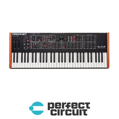 Dave Smith Instruments Prophet Rev2 8-Voice Polyphonic Synthesizer