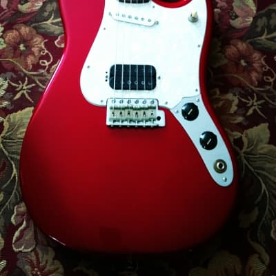 Fender Cyclone  2000 Candy Apple Red for sale