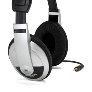 Samson HP10 HP Series Closed-back Over-ear Playback Headphones