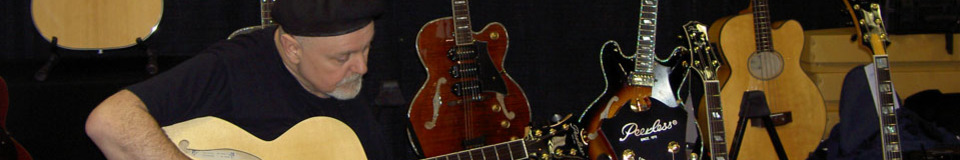 Jazz Guitar Zone