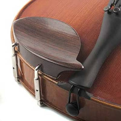 JSI Dresden All-Size Viola Chinrest - Rosewood with Standard Bracket