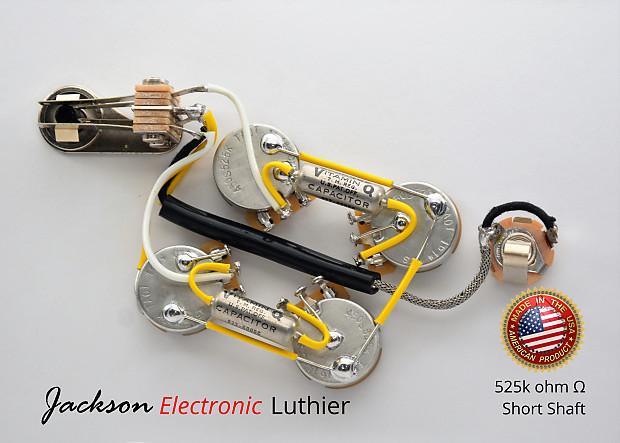 Sg wiring harness by jel k short shaft uf sprague