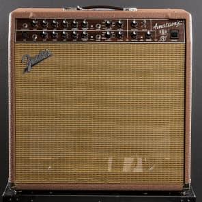 """Fender Acoustasonic SFX II 2-Channel 2 x 80-Watt 1x6"""" / 1x8"""" Acoustic Guitar Amp"""