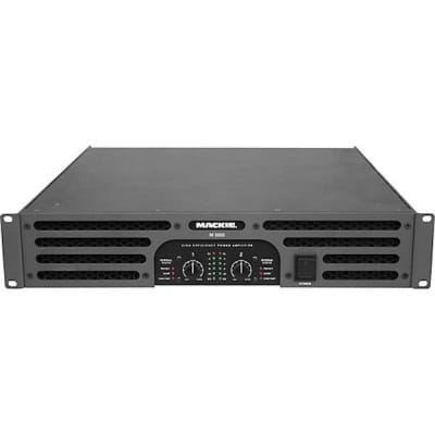 Mackie M3000 2-Channel Power Amplifier