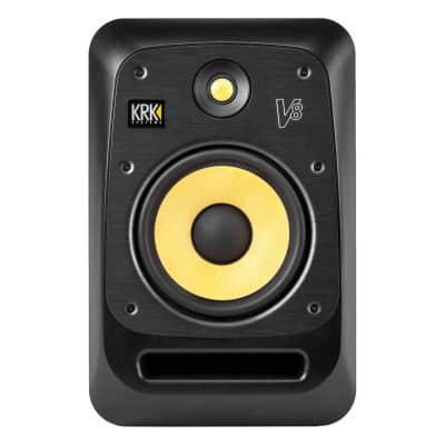 "KRK V8 Series 4 2-Way 8"" Active Studio Monitor (Single)"