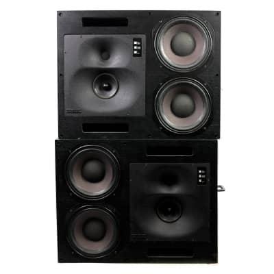 Genelec 1033A 3-Way Powered Main Studio Monitors (Pair)