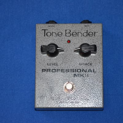 British Pedal Company --Tone Bender- Professional  MKII - OC81D-- Free USPS Priority Shipping