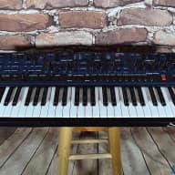 New Dave Smith OB-6 Polyphonic Analog Synthesizer Designed with Tom Oberheim